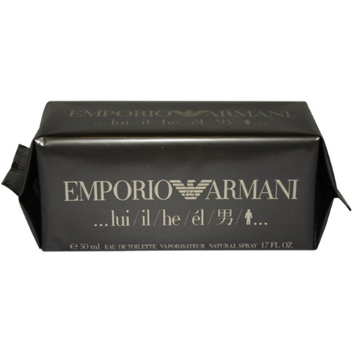 Emporio Armani Homme Eau De Toilette Spray 50ml