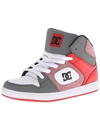 DC Union High SE Leather Skate Shoe (Little Kid/Big Kid)