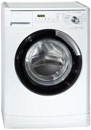 Bauknecht 858305003010 Lave linge 8 kg 1400 trs/min A+++ Blanc