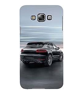 Back side Car 3D Hard Polycarbonate Designer Back Case Cover for Samsung Galaxy E7 :: Samsung Galaxy E7 Duos :: Samsung Galaxy E7 E7000 E7009 E700F E700F/DS E700H E700H/DD E700H/DS E700M E700M/DS