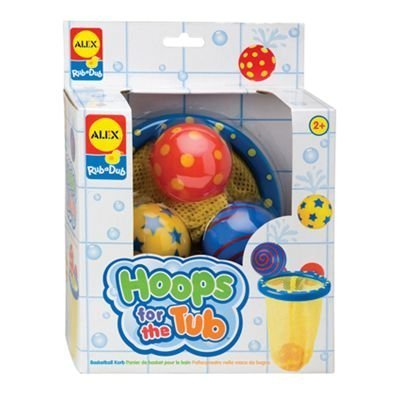 Basketball Bath Toy front-156346