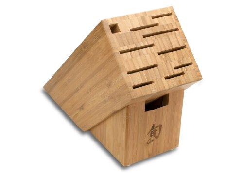 Buy Shun TDMS0600 Premier 6-Piece Basic Block Knife Set