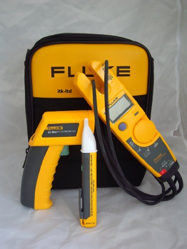 FLUKE-T5-600/62/1AC COMBO.KIT BLACK