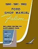 1961 1962 1963 FORD FALCON Shop Service Repair Manual