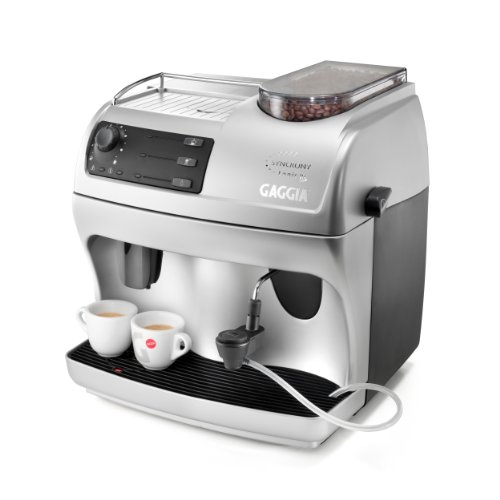 Great Features Of Gaggia Synchrony Logic RS