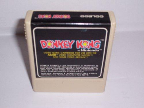 Atari 2600 Game Cartridge - Donkey Kong