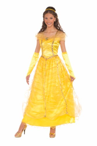 Halloween 2017 Disney Costumes Plus Size & Standard Women's Costume Characters - Women's Costume CharactersForum Novelties Women's Golden Princess Costume