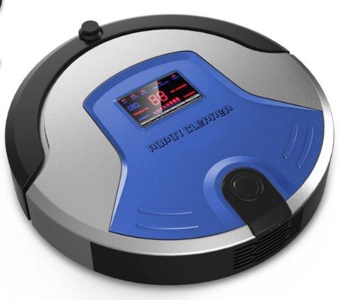 Remote Vacuum Cleaner