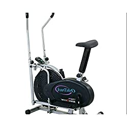 BODY gym Exercise Bike / Exercise Cycle Orbitrac Fitness Home Gym Upright Ab Care Orbitrack