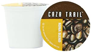 Caza Trail Single Serve Cup for Keurig K-Cup Brewers, 50 Count by Caza Trail