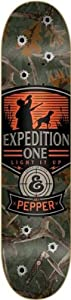 Expedition One Pepper Buck Wild 8.1 Skateboard Deck