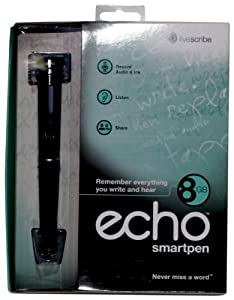Livescribe 8 GB Echo Smartpen