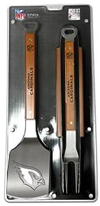SPORTULA 3-PIECE BBQ SET - ARIZONA CARDINALS by SPORTULA PRODUCTS