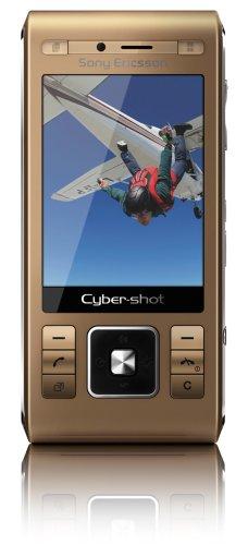 Sony Ericsson C905 gold Handy