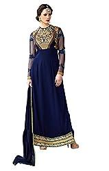 Surbhi Fashion-SDVI-SHEEBA10719-Designer Semi Stitched Dress Material