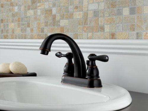 Delta Two Handle Centerset Lavatory Faucet