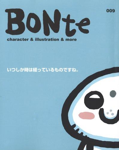 BONte 9―character&illustration&more (9)