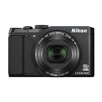 Nikon デジタルカメラ COOLPIX S9900 光学30倍 1605万画素 ブラック S9900BK