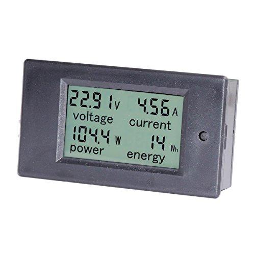 bayite-DC-65-100V-LCD-Display-Digital-Current-Voltage-Power-Energy-Watt-Meter-Multimeter-Ammeter-Voltmeter