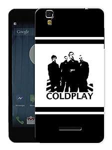 "Humor Gang Coldplay Upfront Printed Designer Mobile Back Cover For ""Yu Yureka Plus"" (3D, Matte, Premium Quality Snap On Case)"