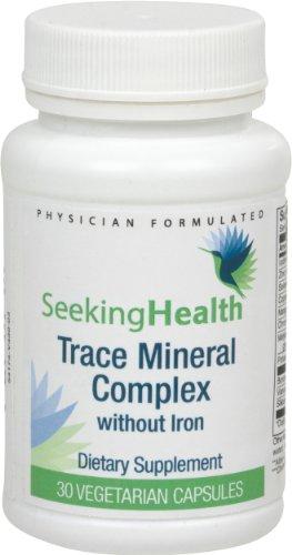 Trace Mineral Complex | 11 oligo-éléments