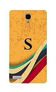 SWAG my CASE Printed Back Cover for Xiaomi Redmi Note 2