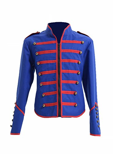 Trust Costume My Chemical Romance Military Parade Jacket Costume 4 Colors