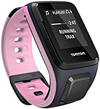 TomTom Spark Cardio + Music Small Sky Captain/ Pink