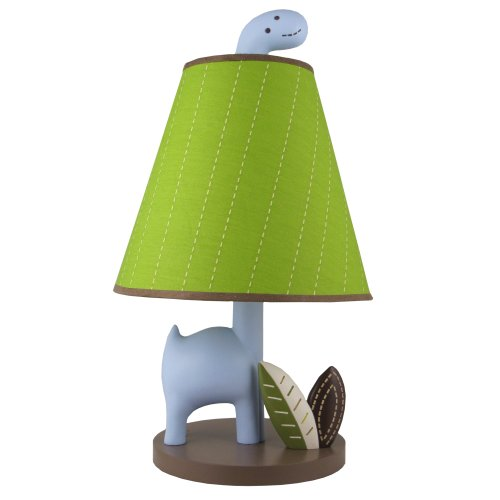 Jill McDonald Adorable Dino Nursery Lamp  Buy