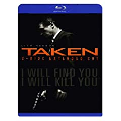 Taken (Two-Disc Extended Cut) [Blu-ray]