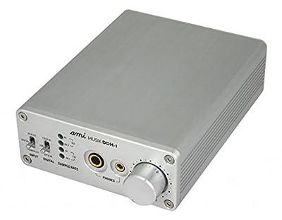 AMI MUSIK DDH-1 Audio Music Interface USB DAC/Headphone amp/Preamp 100-240v