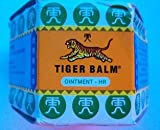 1 X White Tiger Balm Small 10 Grams