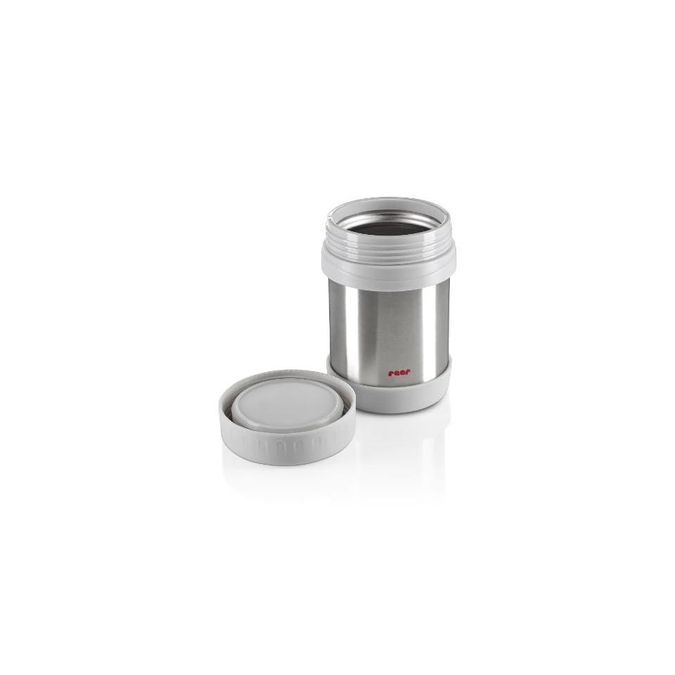 Reer Edelstahl-Warmhaltebox für Nahrung 350 ml