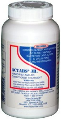 Rectorseal 68104 Actabs Jr-200 Tablet Bottle