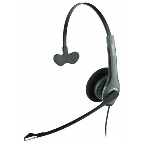 Jabra 2013-82-05 Mono Ip Corded Quick Disconnect Headset For Ip Applications