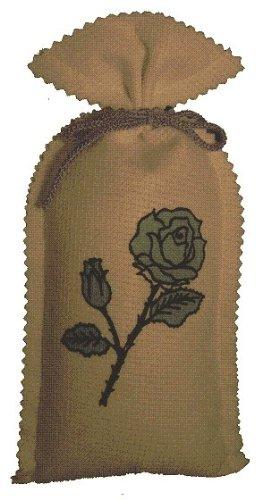 Cheap Reusable Personal Keep Dry Dehumidifying Bag; Flower Design (B002QE5FDU)