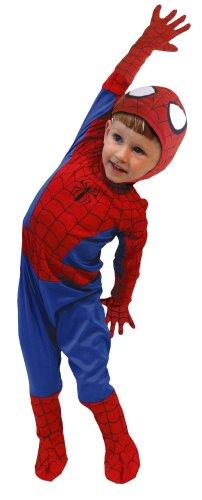 マーベル スパイダーマン キッズコスチューム 男の子 80cm-100cm 802943I