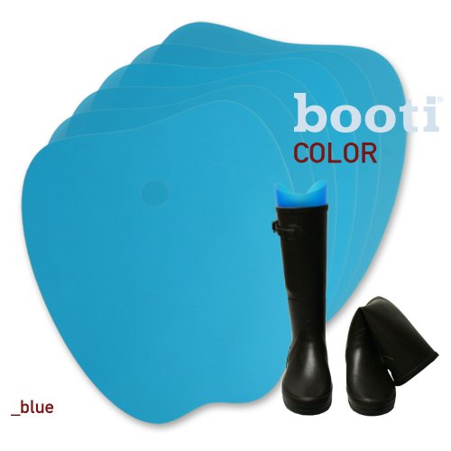 booti boot shaper COLOR - blue for 4 pairs of boots