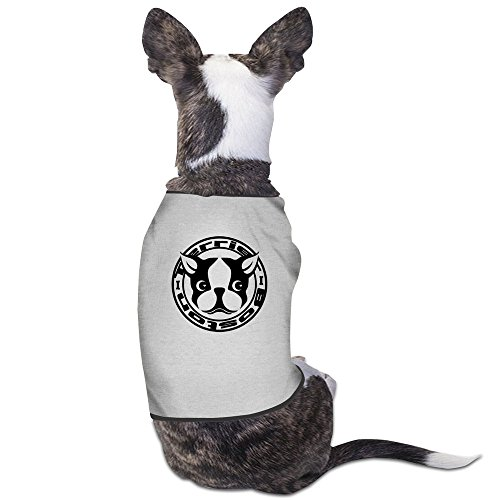 Boston Terrier Gray Pet Dogs T Shirt