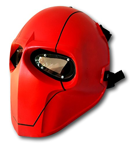 Outdoor Master Redhood N001 Army of Two Mask Airsoft/bb Gun/cs Full Face Protect Mask (Zombie Face Off Target Holder compare prices)