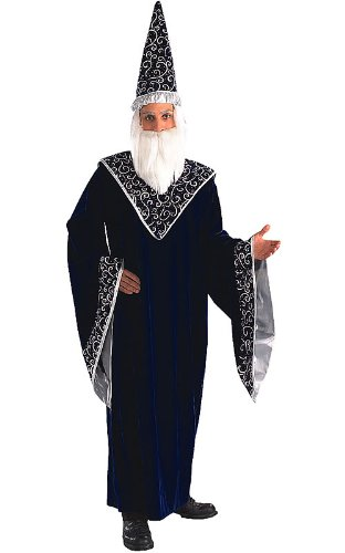 Merlin The Wizard Adult Costume at Amazon.com