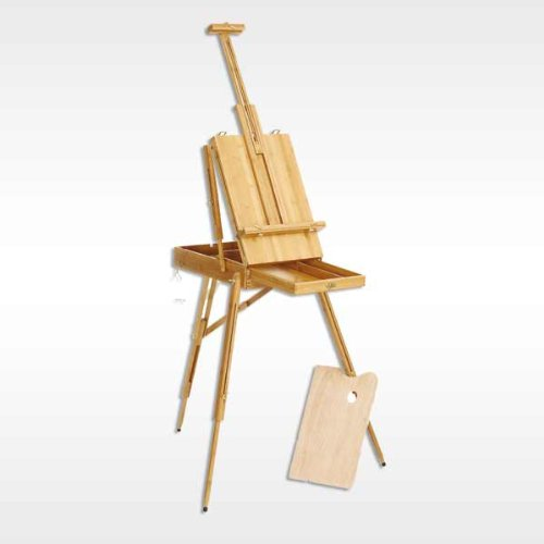 Loxley Bamboo Sketch Box Easel