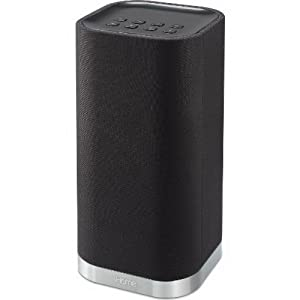 iHome iW3 AirPlay Rechargeable Wireless Audio System - Black