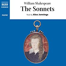 The Sonnets Audiobook by William Shakespeare Narrated by Alex Jennings