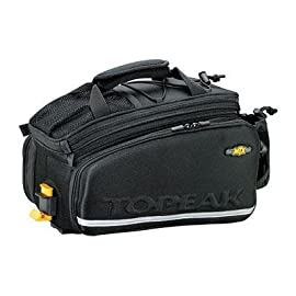 Topeak MTX Trunk Bag DXP w/ Rigid Molded Panels - Black - TT9635B