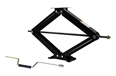 Ultra-Fab Products 49-954031 Ultra Sidewind Tongue Jack - 2000 lb. Capacity