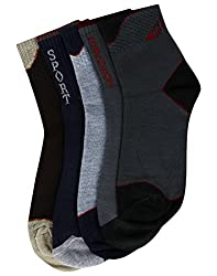 Cotton Spandex Socks Pack of Five