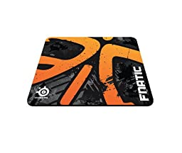 SteelSeries SteelSeries QcK+ Gaming Mouse Pad - Fnatic Asphalt Edition (63070)