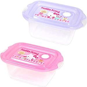 [Hello Kitty]Food container check
