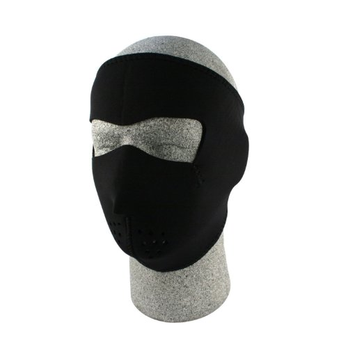 ZANheadgear Neoprene Face Mask (Black)
